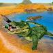 Crocodile Family Simulator 2019