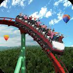 Amazing park roller coaster adventure games