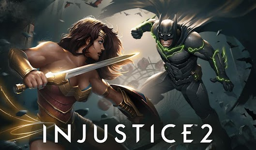 Injustice 2: miniatura de captura de pantalla