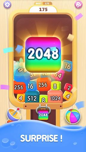 2048 Merge Blocks apktram screenshots 8