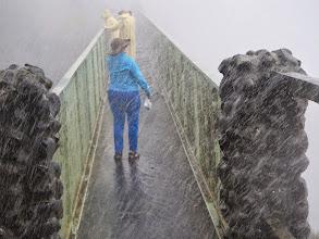 Photo: Walking inthe rain