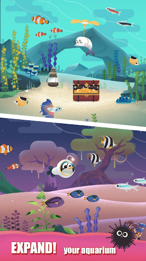 Puzzle Aquarium screenshots 2
