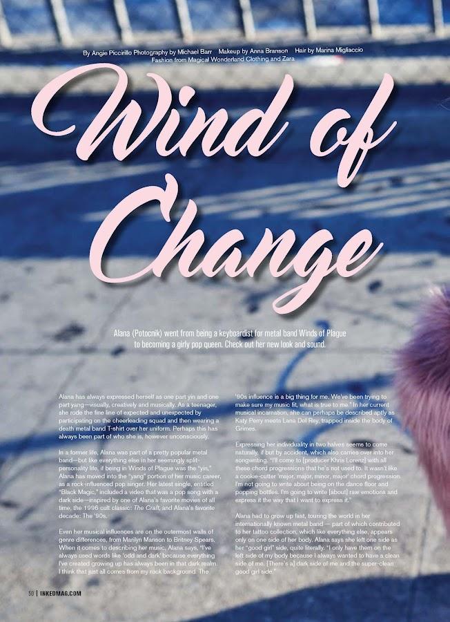 Inked Magazine- screenshot
