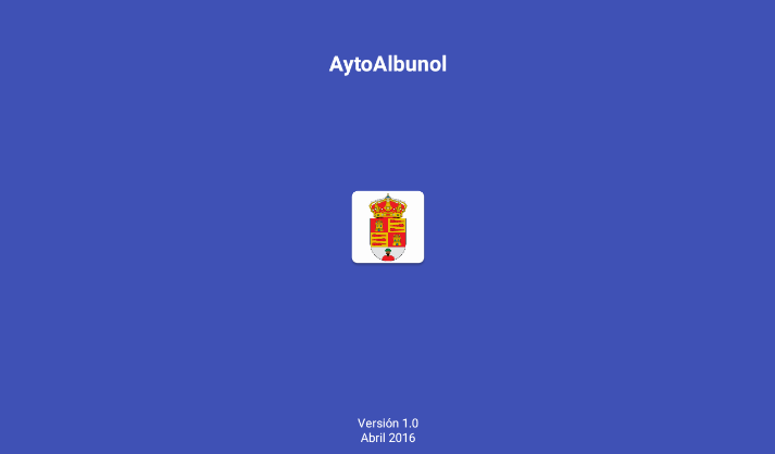 AytoAlbunol- screenshot