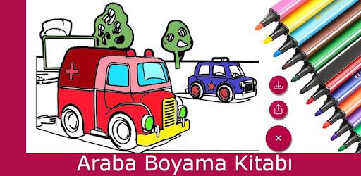 Araba Boyama Kitabi Google Play Ko Aplikazioak