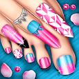 Nail Art Fashion Salon: Manicure and Pedicure Game icon