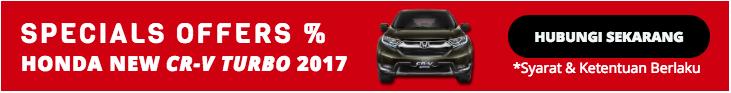 promo honda crv 2017 makassar