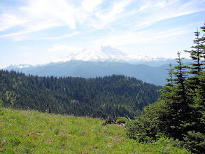 Photo: Mt. Rainier