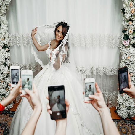 Wedding photographer Rashad Nabiev (rashadnabiyev). Photo of 05.02.2018
