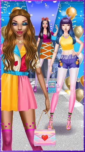 Supermodel Magazine - Game for girls  screenshots 4