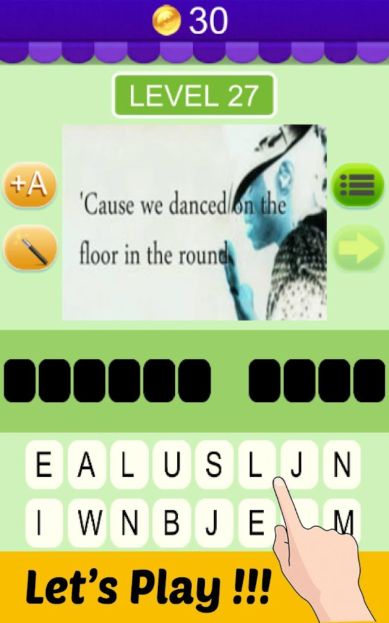 Guess the Song Lyrics Quiz - Android Apps on Google Play