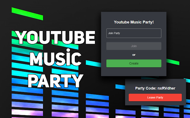 Youtube Music Party