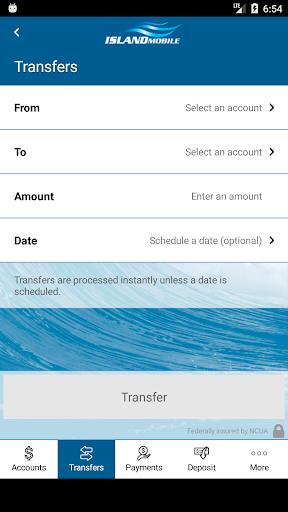 Island Mobile Banking  screenshots 5