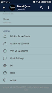 Download World Messenger App For PC Windows and Mac apk screenshot 4