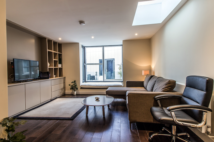 living space at Artillery Lane