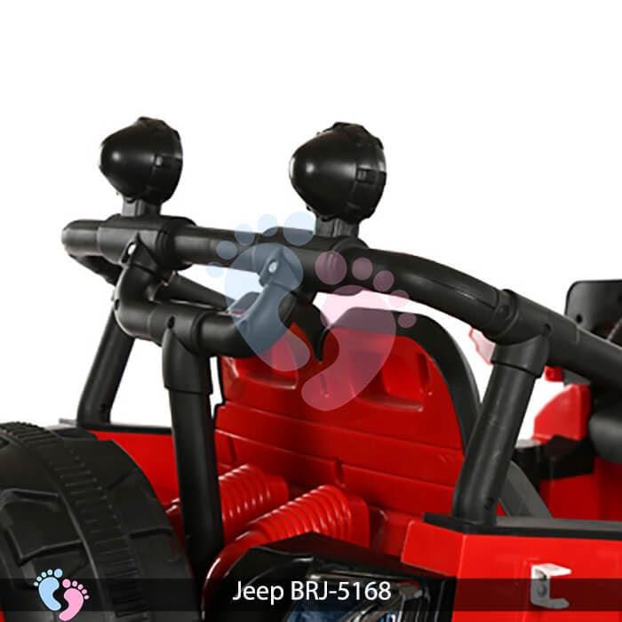Xe oto điện cho bé Jeep BRJ-5168 18