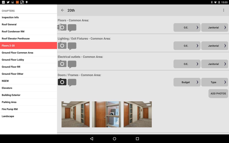 FotoIN Mobile - screenshot