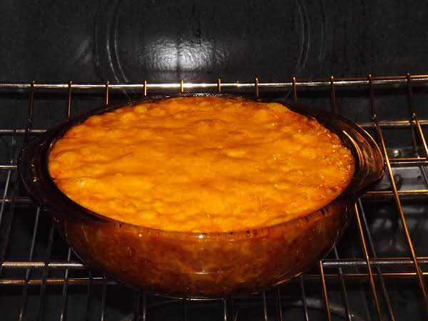Mac & Cheese (mom's Oldstyle) Recipe