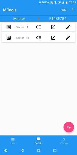 Baixar NFC MTools para cartão Mifare (ACR122U, PN532) para