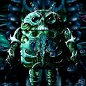 Biomechanical Droid Wallpaper icon