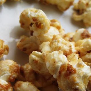 Perfect Crunchy Butter Caramel Popcorn