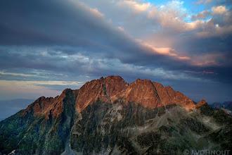 Photo: A Magas-Tátra szlovák oldalán hegyivezetőt igénybe vevő turisták 70 %-a a Gerlachfalvi-csúcsra szeretne feljutni. Fotó: Juraj Vohnout