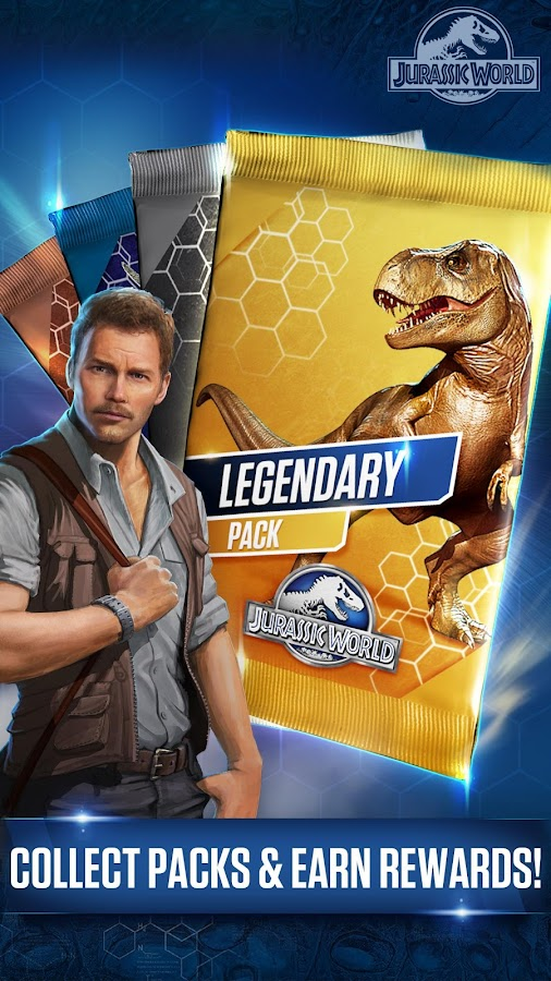 Screenshots of Jurassic World™: The Game for iPhone