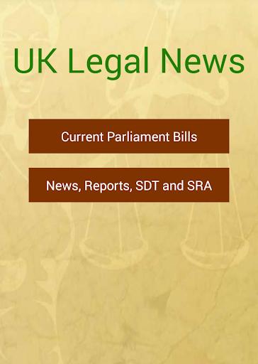 UK Legal News