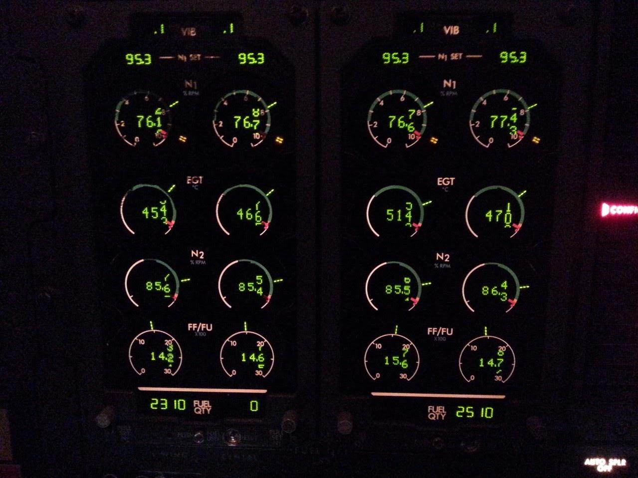 Engine 1 & 2