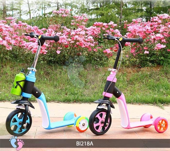 Xe trượt Scooter cho bé 2 trong 1 BI218A 1