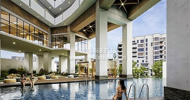My Enso Lofts, Timog Avenue, Quezon City pool
