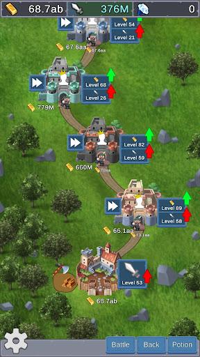Idle Crusader 0.0.18 screenshots 1