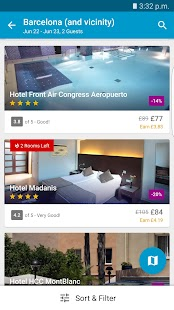 ebookers Hotel Flight Car Hire- screenshot thumbnail