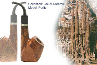 Photo: Portic – the well-balanced bent inspired by monumental profile of Sagrada Familia, whose distinction is cool-smoke and well-balanced and monumental form.