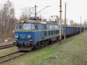 Photo: ET22-768 {Łódź Żabieniec; 2014-04-05}