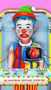 Šílený klaun Heart Surgery - náhled
