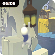 Guide for human fall flat