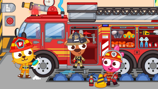 Papo Town Fire Department screenshot 7