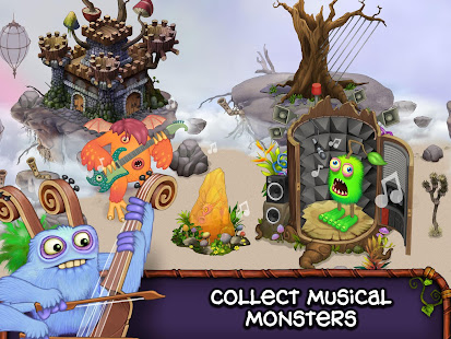 My Singing Monsters for PC-Windows 7,8,10 and Mac apk screenshot 7