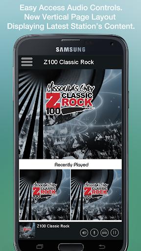 Z100 Classic Rock ss2