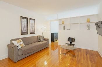 West 55th Street Studio Apartment