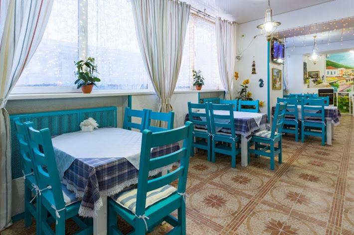 Фото №7 зала Зал «Санторини»