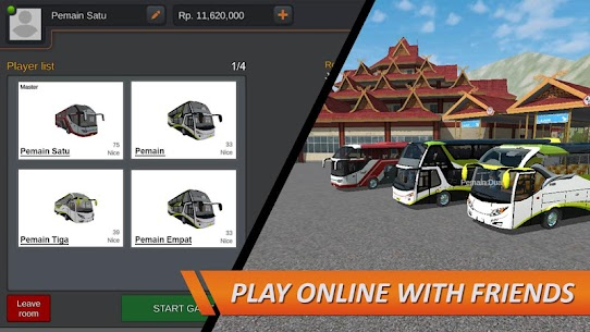 Bus Simulator Indonesia MOD (Unlimited Money) 5