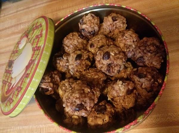 Granola Balls Recipe
