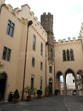 Photo: Inner Castle court