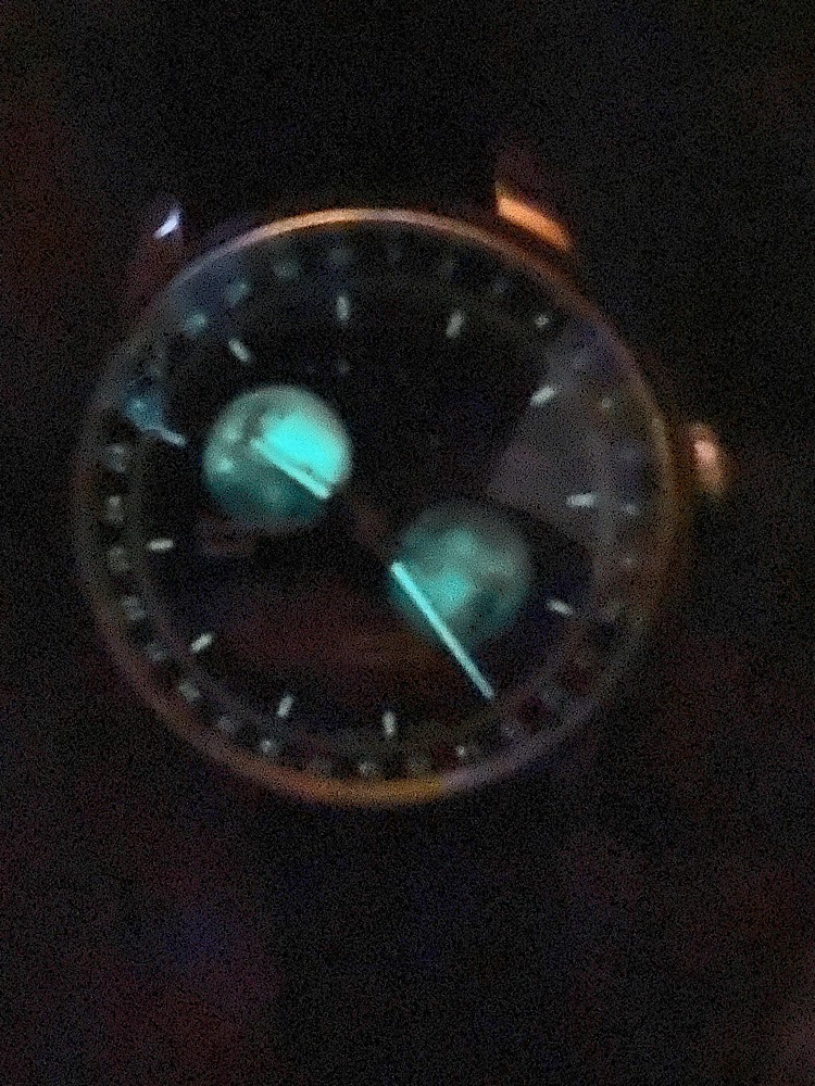 Christopher Ward C1 Moonglow, Christopher Ward Moon, Moonglow, Moonglow review, Christopher Ward review