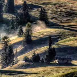 by John Aavitsland - Landscapes Prairies, Meadows & Fields