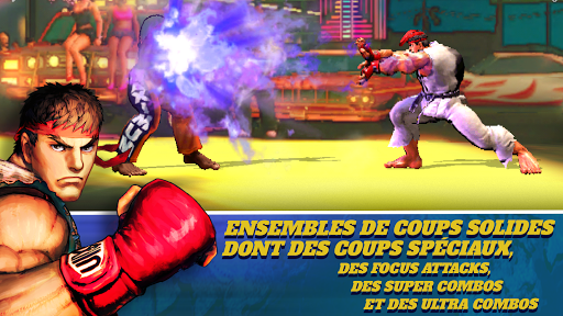 Street Fighter IV Champion Edition  captures d'écran 2