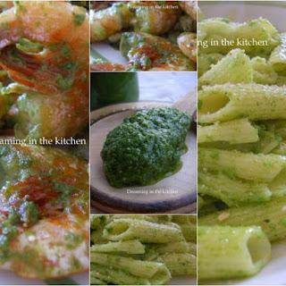 Celery Pesto