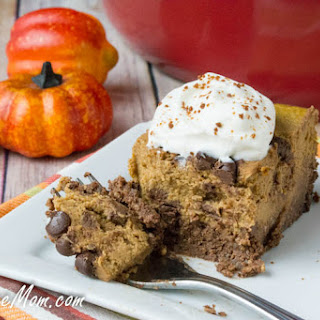 Crock Pot Sugar-Free Pumpkin Pie Bars